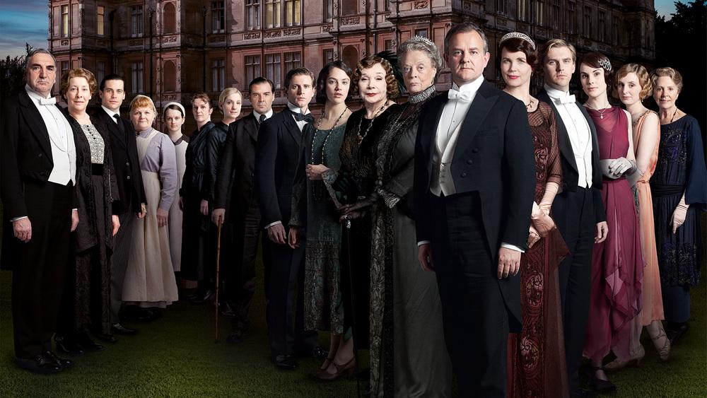 Downton Abbey S03 720p 1080i