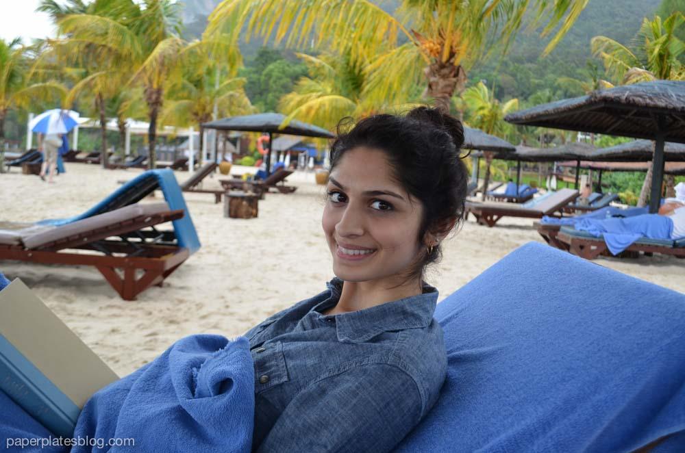 Amina beach
