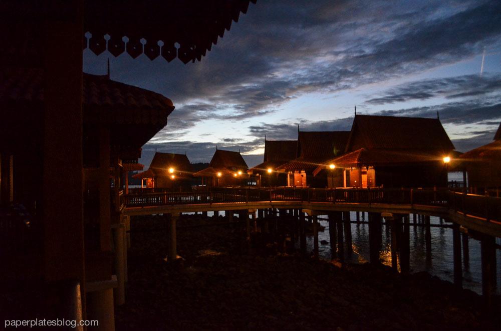 Sunrise in Langkawi