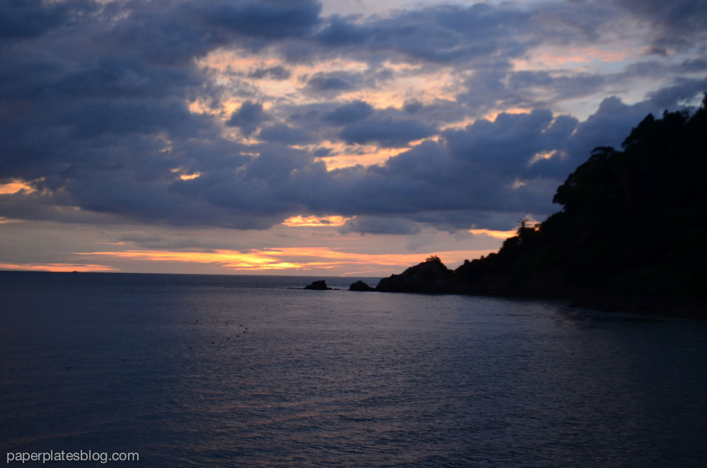 Sunset in Langkawi
