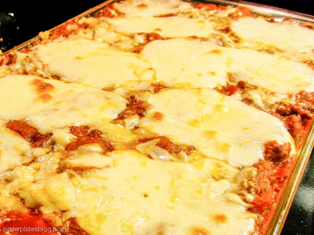 Eggplant+lasagna