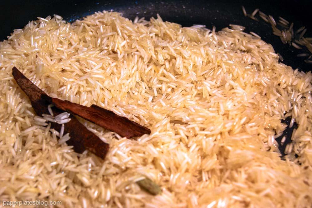 Koshary rice