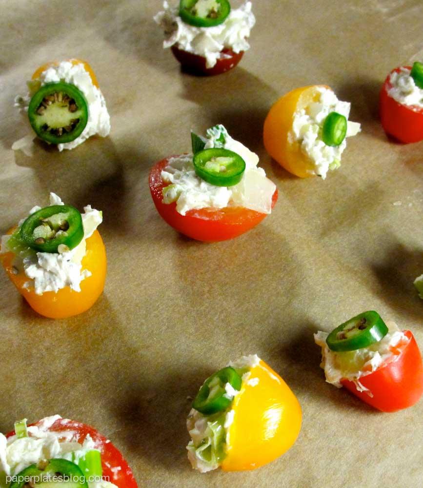 Naughty hot tomatoes