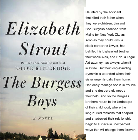 The Burgess Boys - book club