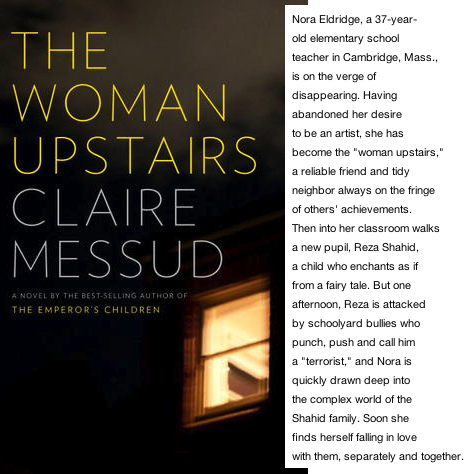 The Woman Upstairs - book club