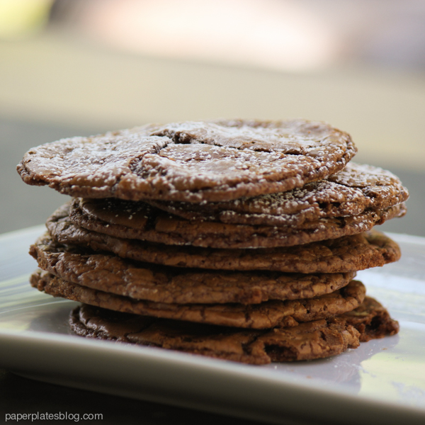 Chocolate Cayenne Cookies 2