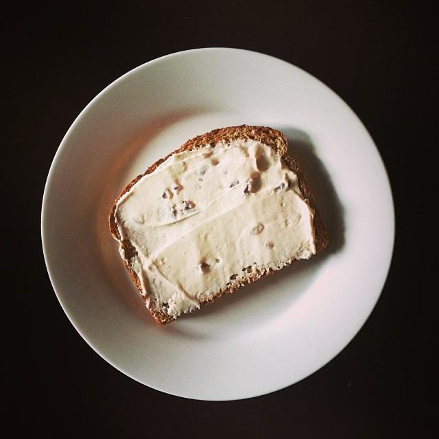 Honey-Nut-Cream-Cheese-Toast