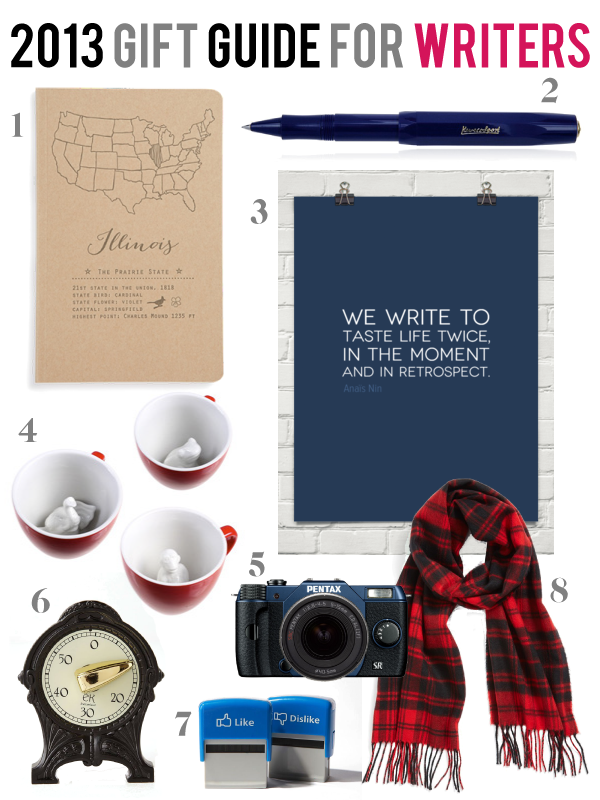 8-Gift-Ideas-for-Writers