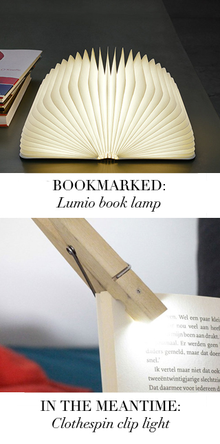 Bookmarked-Reading-Light