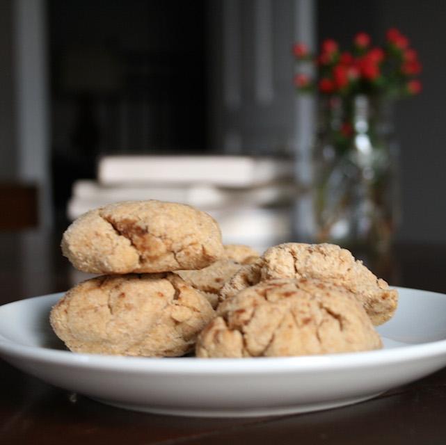 Gluten Free Horchata Cookies