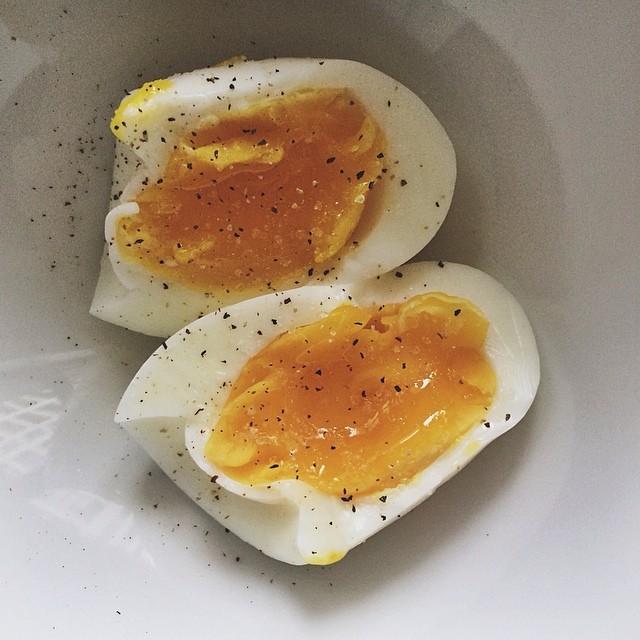 Six-Minute Egg