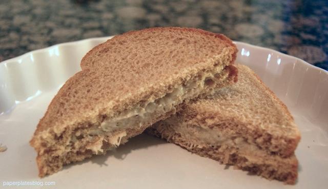 Buttery Chicken Sandwich