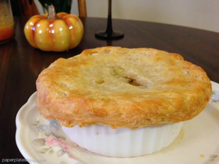 Pancetta Pot Pie