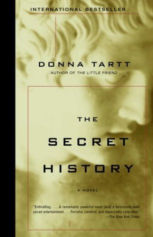 """The Secret History"" by Donna Tartt & Il Palio Cocktails 