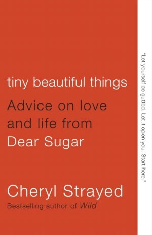 """Tiny Beautiful Things"" by Cheryl Strayed & Mini Sunflower Loaves 