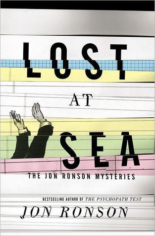 Book recommendation: Lost at Sea | www.paperplatesblog.com