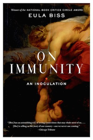 "Book club pairing: ""On Immunity"" by Eula Biss & Cheese Fondue 