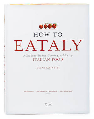 """How To Eataly"" cookbook giveaway. Ends 11/14/14! 