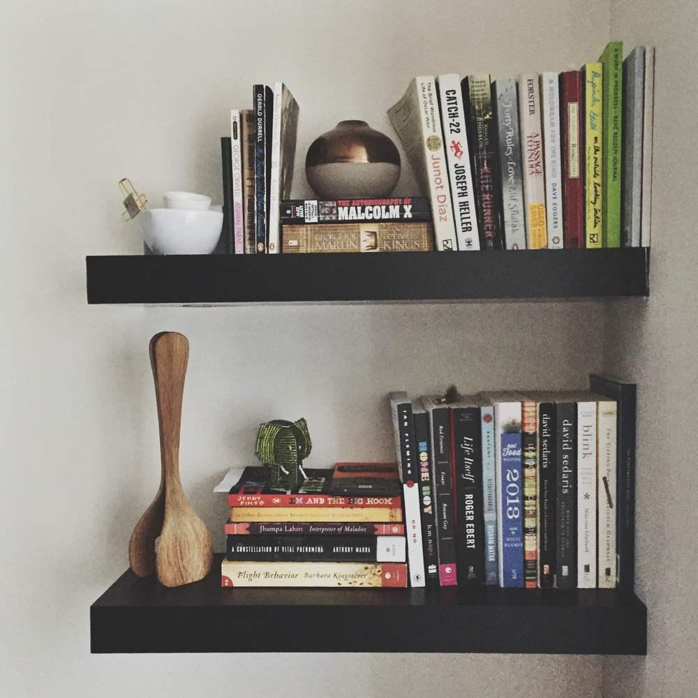 """The """"best of"""" my bookshelves."""