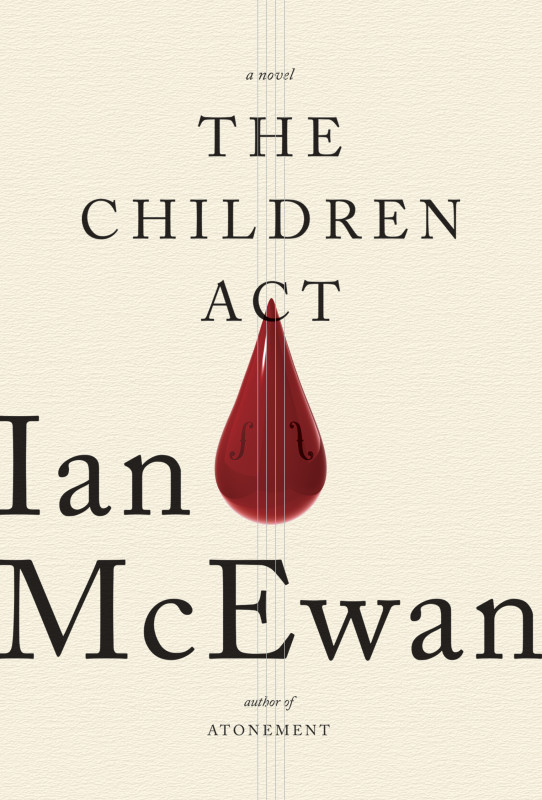 "Pairing: ""The Children Act"" by Ian McEwan & Pumpkin Pie Truffles 