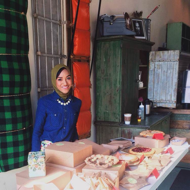 At The Table With...Sana Khan Of Chai And Pie Co.