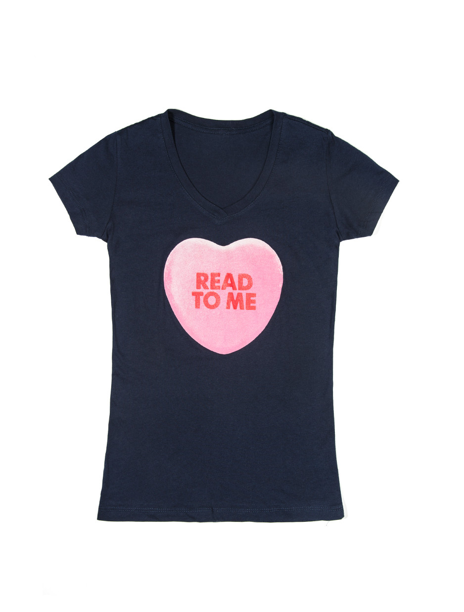 'Read To Me' t-shirt giveaway | www.paperplatesblog.com