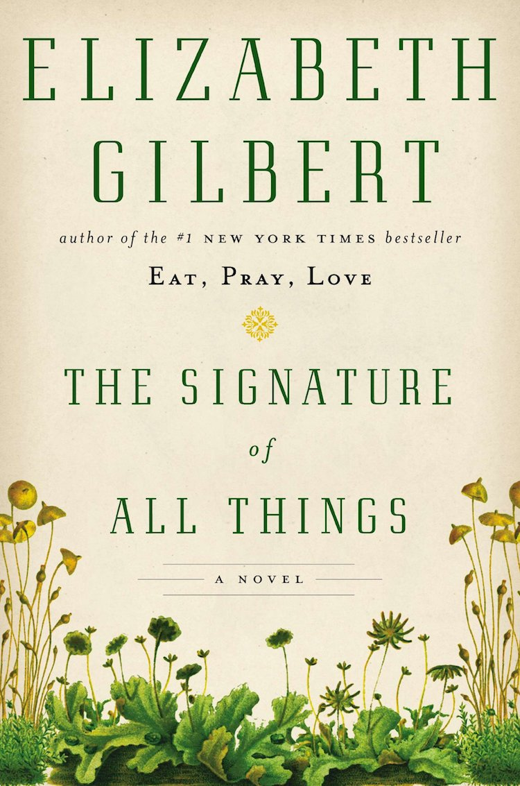 """The Signature of All Things"" by Elizabeth Gilbert — book club discussion and menu 
