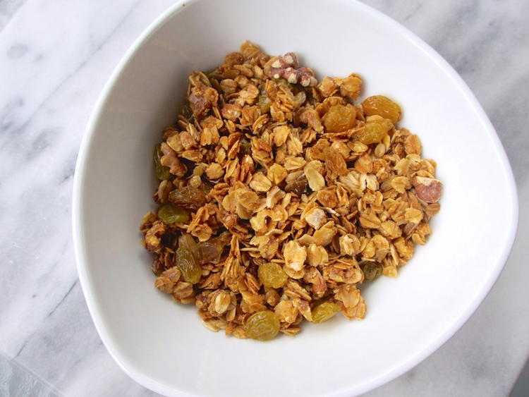 """simply delicious"" granola >> ""Night Film"" by Marisha Pessl — book club discussion and menu 