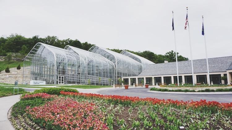 Lauritzen Botanical Garden | www.paperplatesblog.com