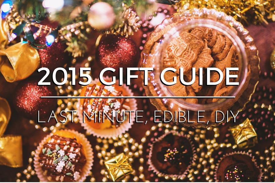 Last-minute edible gift ideas | www.paperplatesblog.com
