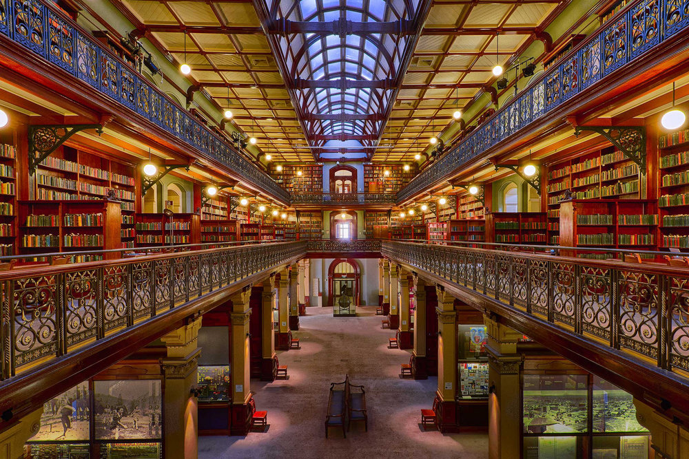 Mortlock Library, Adelaide, South Australia