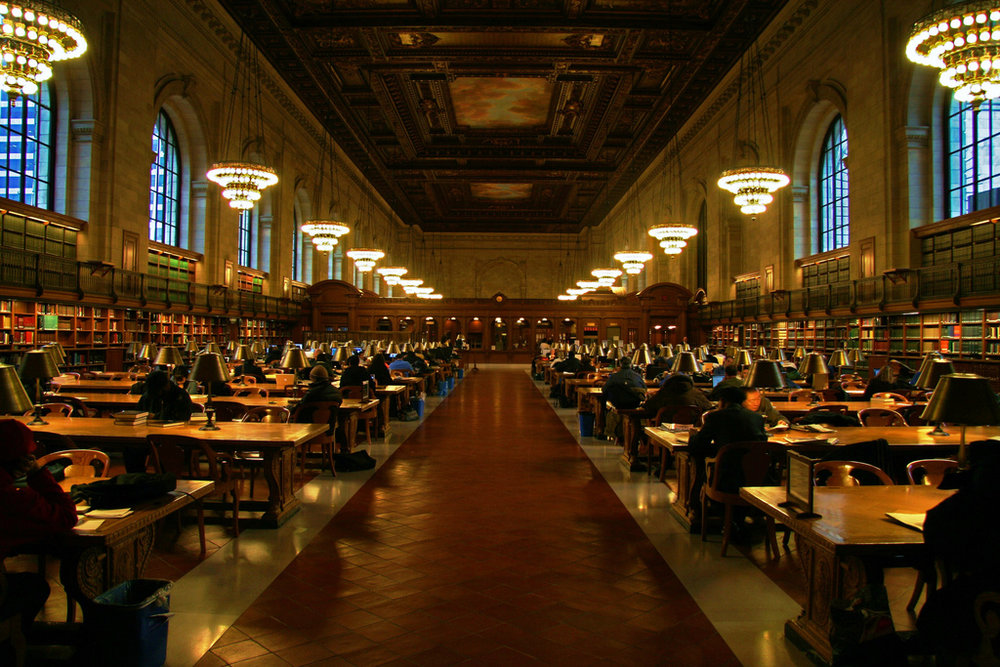 New York Public Library, New York