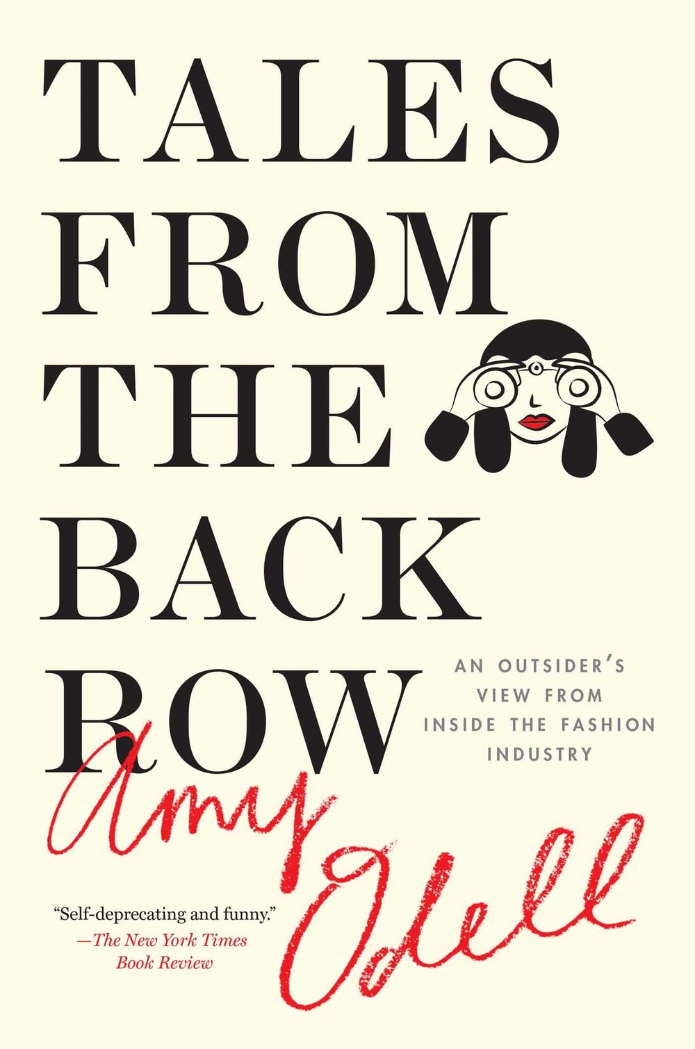 """Tales From the Back Row"" by Amy Odell and Indian Summer sundaes via @paperplatesblog"