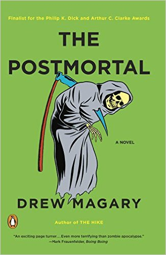 """The Postmortal"" and assorted pickles via @paperplatesblog"