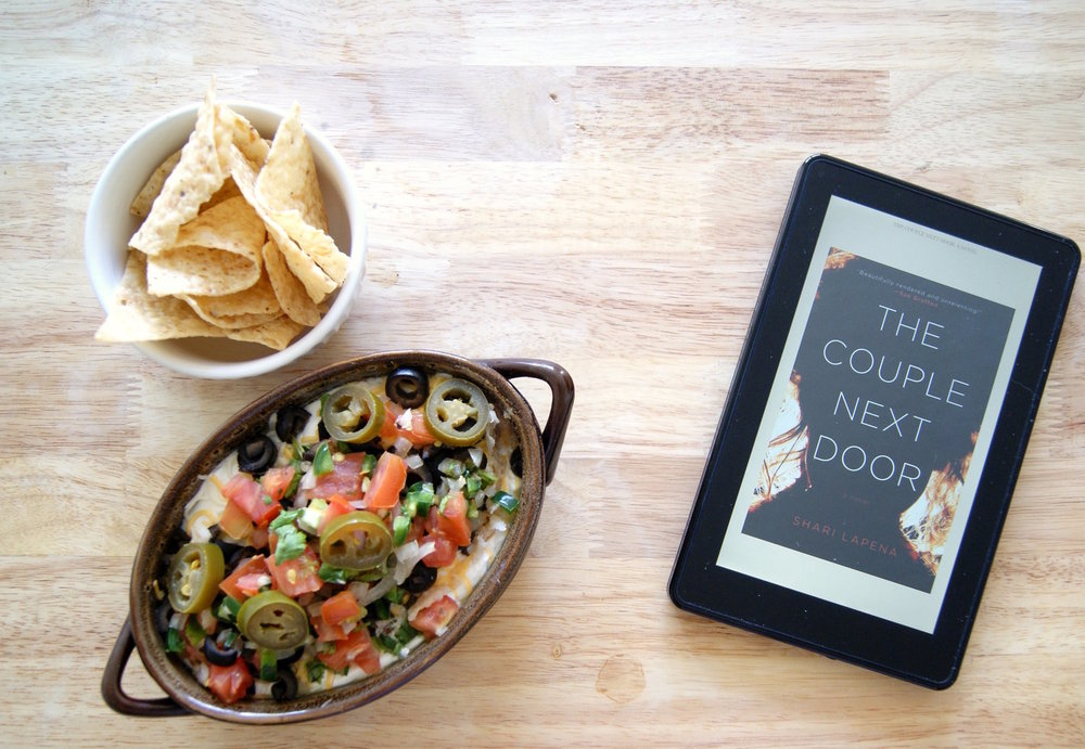 "Literary recipe: Seven-layer dip inspired by ""The Couple Next Door"""
