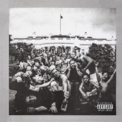 Kendrick Lamar -  To Pimp a Butterfly.   I feel like I'm not smart enough to properly understand every hidden meaning or metaphor that can be found on this record. It's not as accessible as  Good Kid Maad City  but man is this an ambitious followup. This is the hip-hop version of  A Love Supreme.