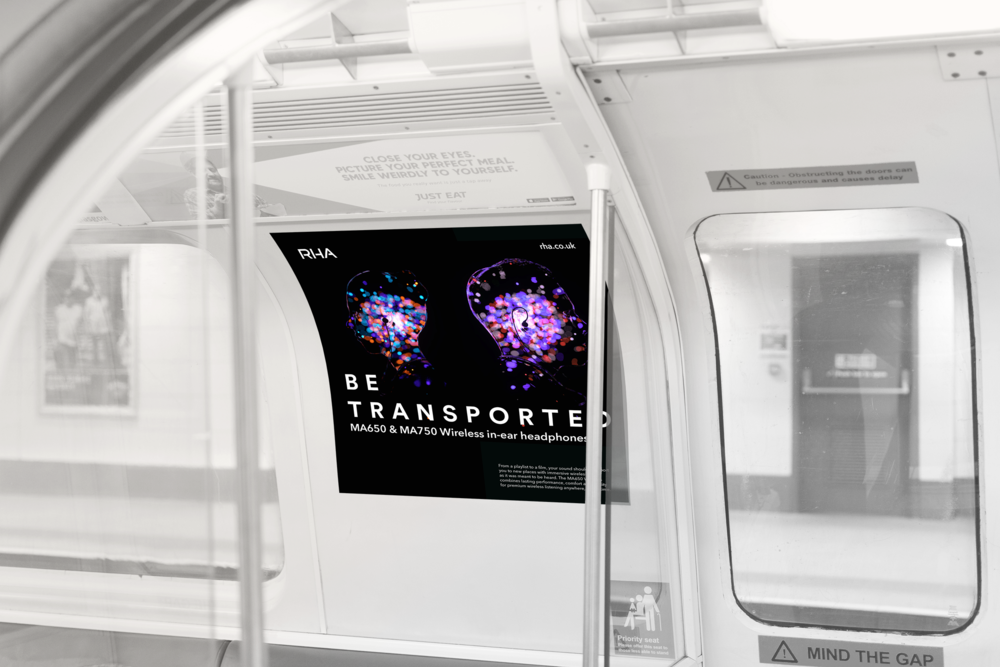 Subway ad on train Particles.png