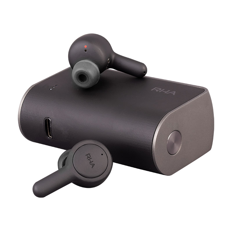 RHA TrueConnect charging case and earphones.jpg