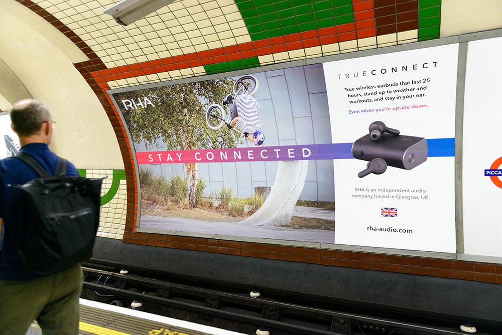 TrueConnect - London underground