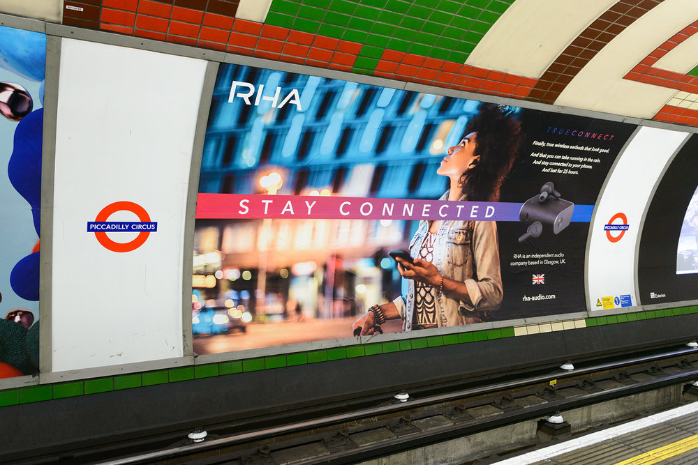 TrueConnect - London underground