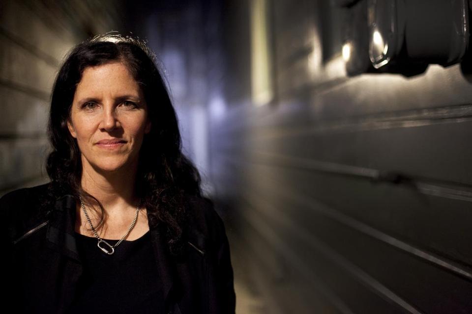 LAURA POITRAS by JAN STURMANN - THE BOSTON GLOBE
