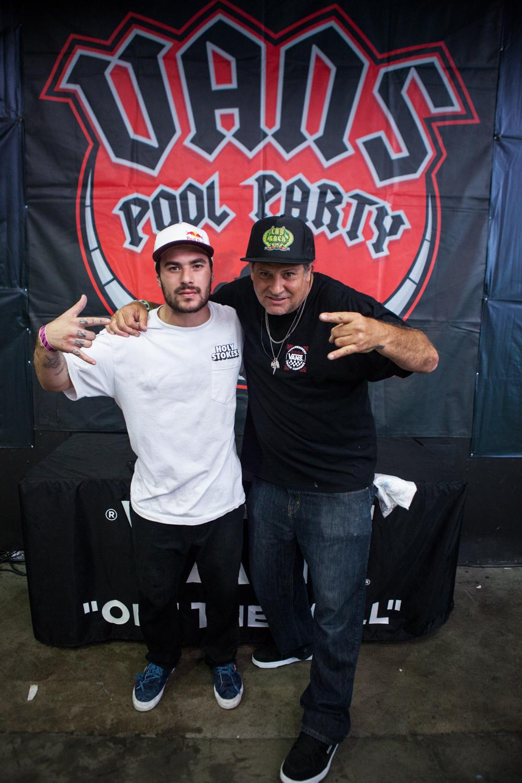 Pedro Barros & Dave Duncan