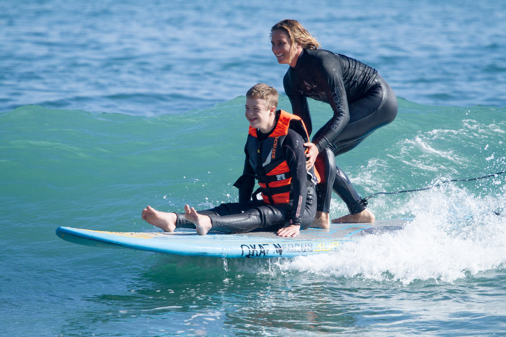 Courtney Conlogue  A Walk On Water - Malibu