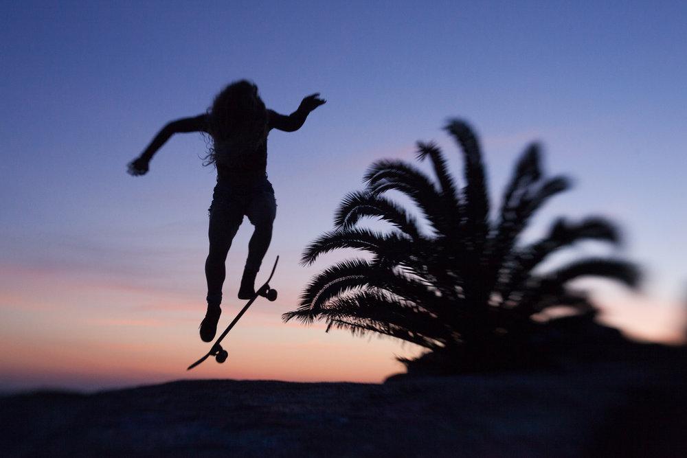 Bridget Gamble, Yoga for Skateboarders Long Beach