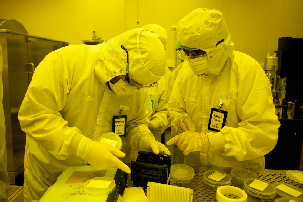 LURIE NANOFABRICATION FACILITY