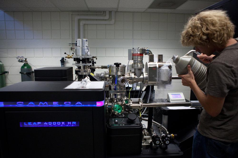 Adam McFarland - Materials Science Engineering