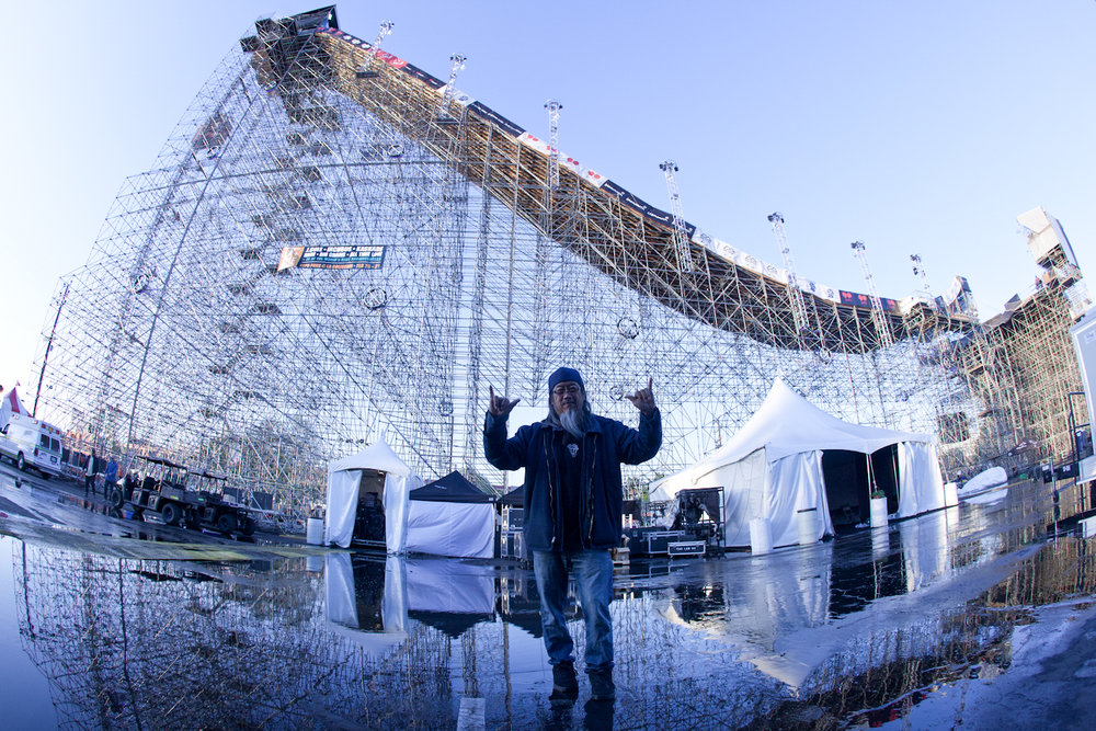 Jeff Ho @ AIR + STYLE - Exposition Park
