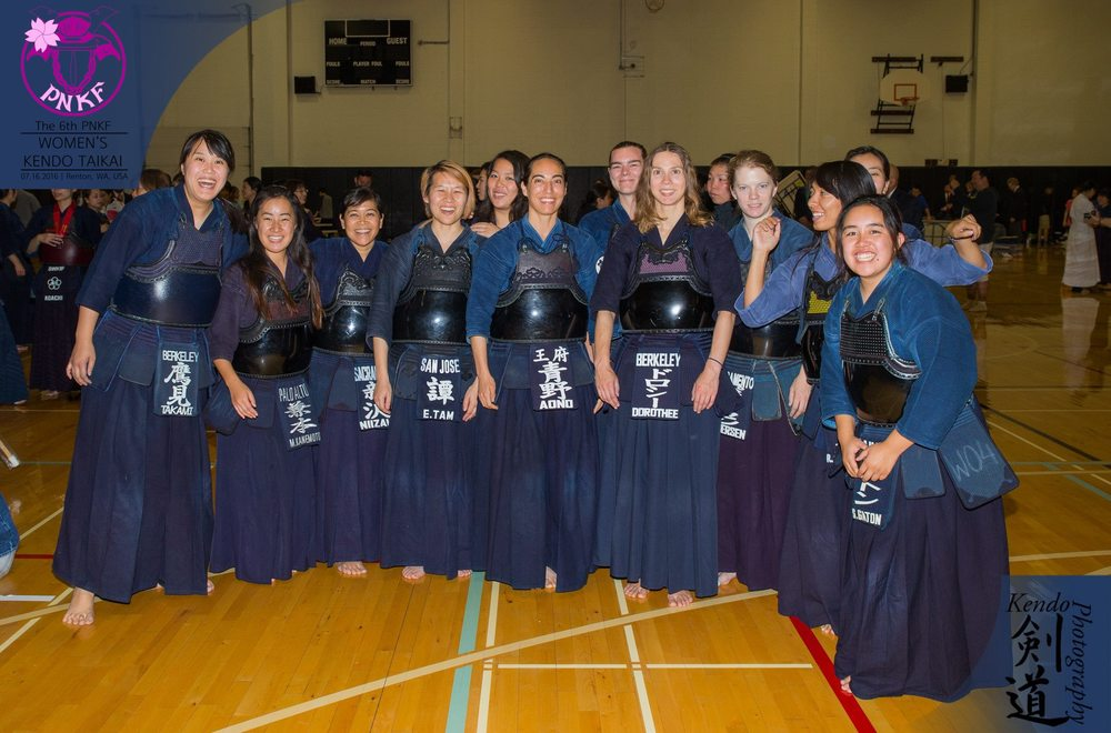 The delegation from Northern California.  Photo by event photographer Kendo Photography (Seattle).