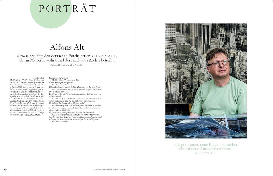 atrium 06_2015  •  Alfons Alt