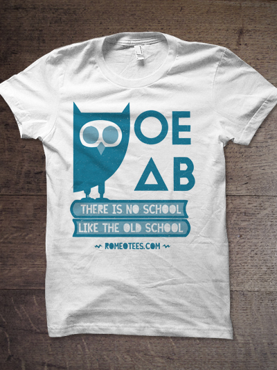 Old School Cyprus T-shirt